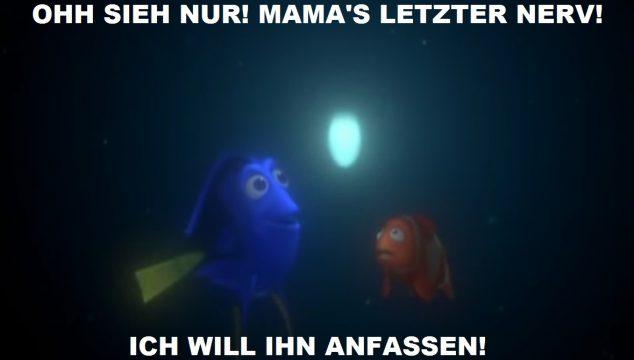 Respekt Mama!
